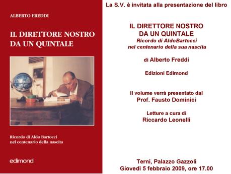 Aldo Bartocci