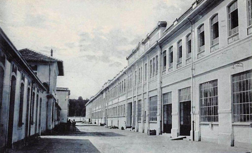 Lanificio Rivetti di Vigliano Biellese (Biella)