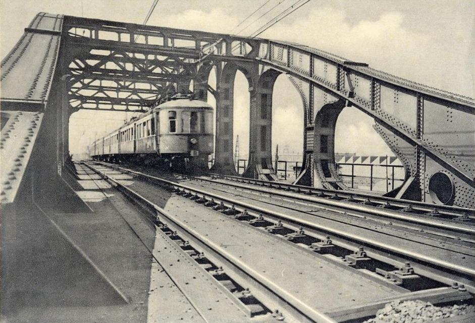 Ponte Vierendeel di Mechelen