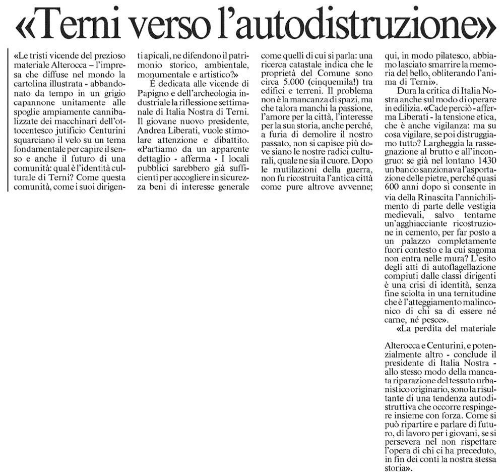 Il Messaggero 07-07-2012 p49-3
