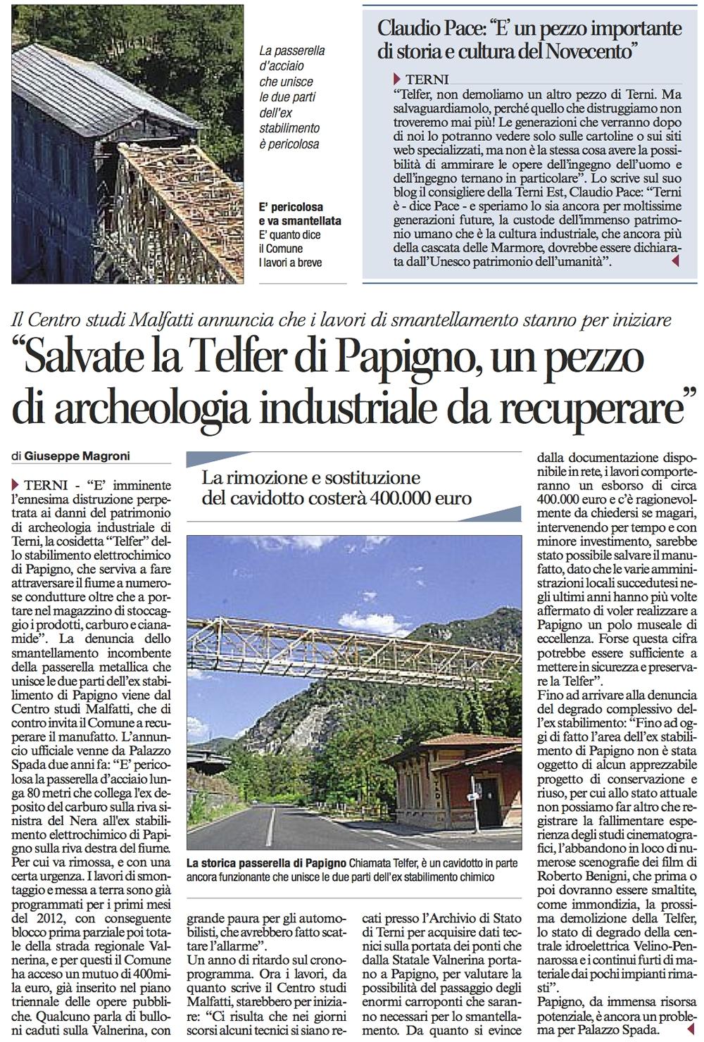 Corriere dell'Umbria, p. 34