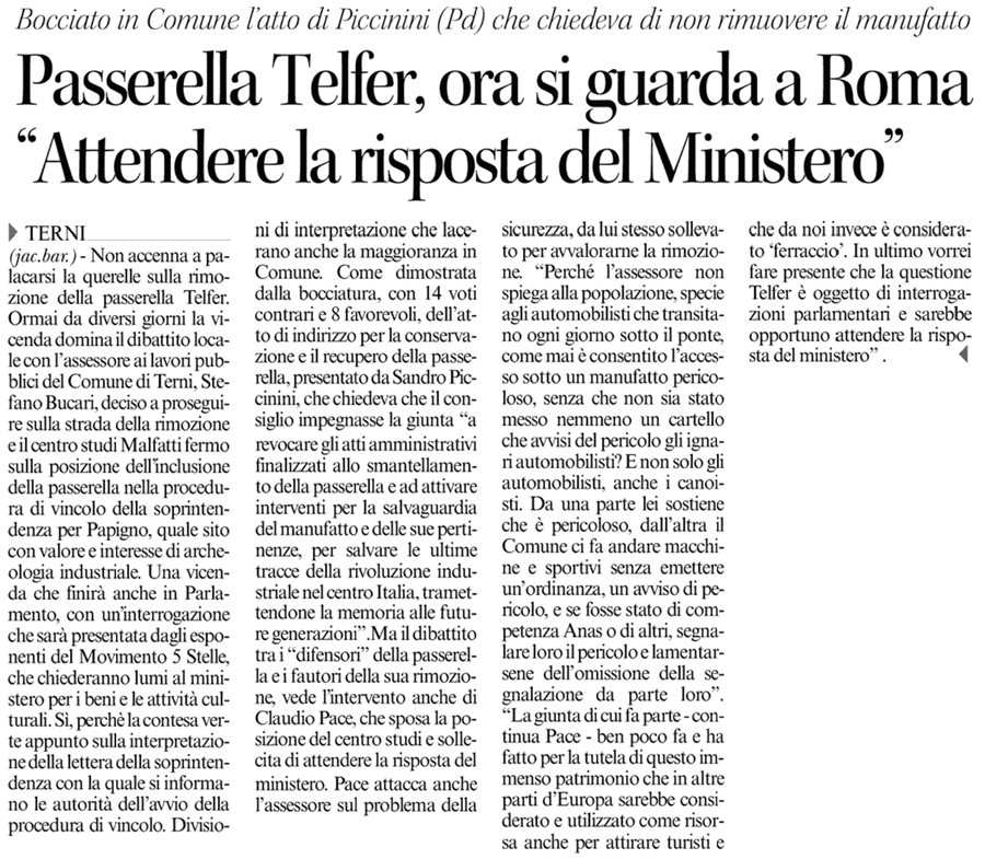 Corriere dell'Umbria 21-10-2014, pag. 41