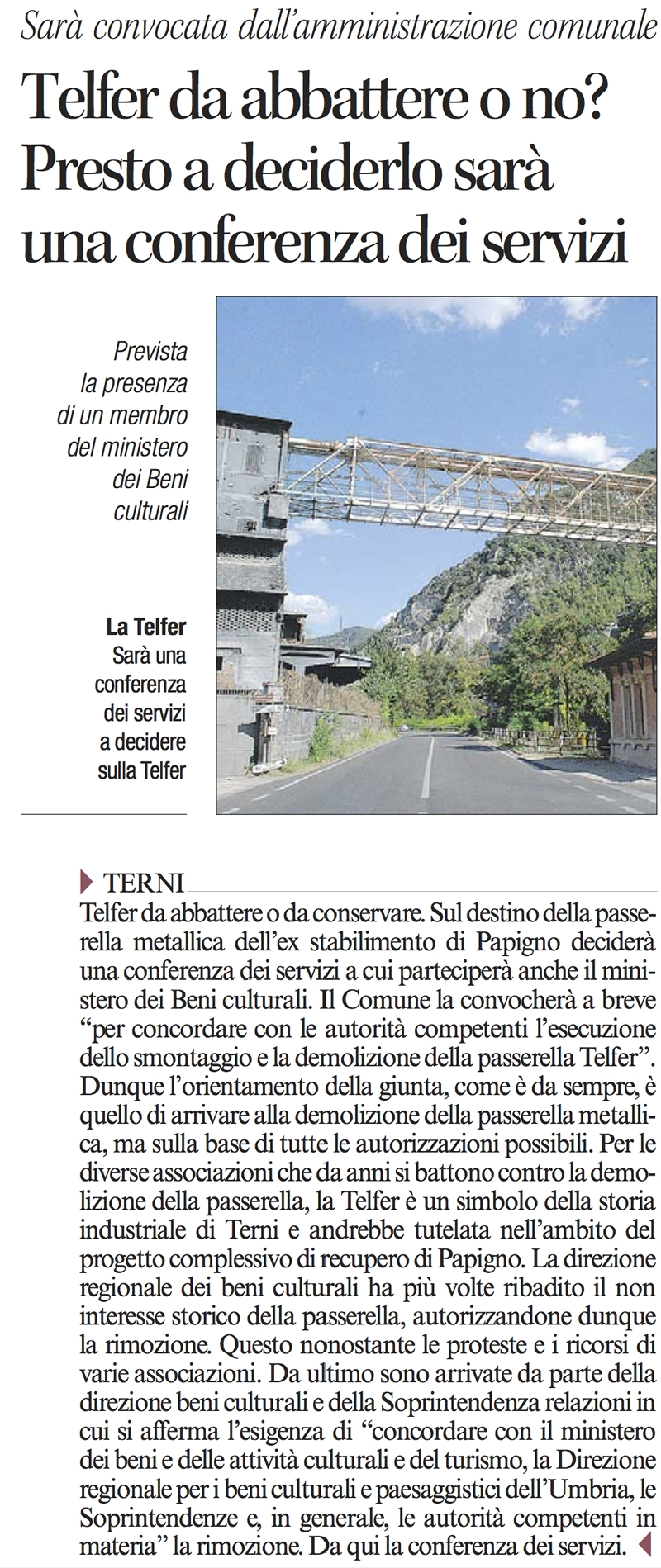 CORRIERE DELL'UMBRIA 12-03-2015 - PAG. 47