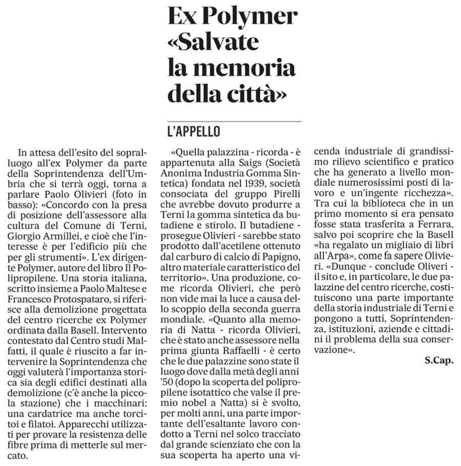 Il Messaggero 12-06-2015 p. 46