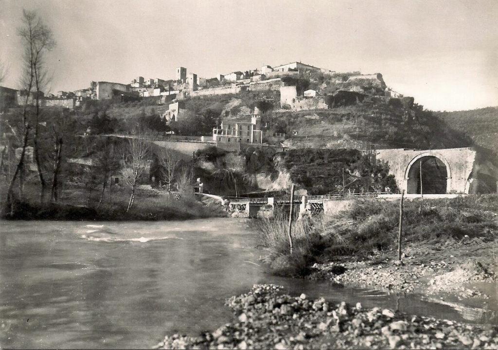 Cartolina Ponte di Augusto