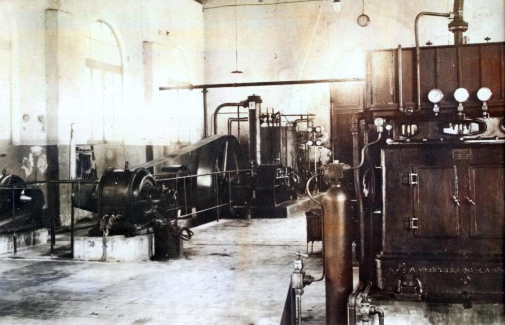 Terni, Impianto sperimentale per l'ammoniaca