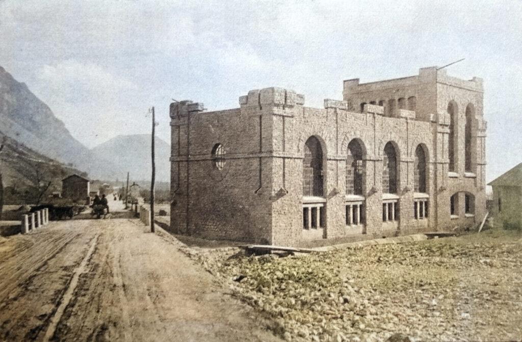 Centrale idroelettrica di Pedesalto
